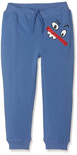 NAME IT Baby-Jungen Nmmkirkon Sweat Pant Unb Box Jogginghose, Blau (Dutch Blue), (Herstellergröße: 92) (Blue Dutch Bekleidung)