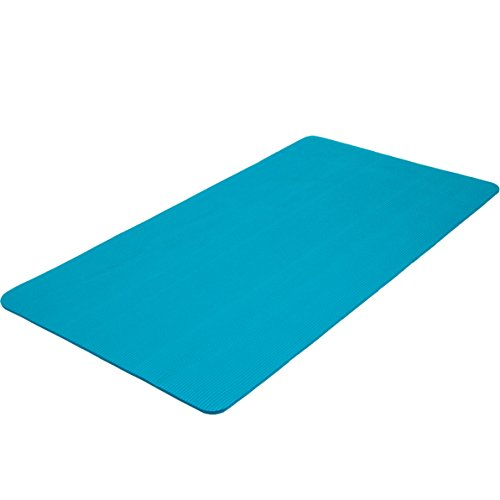 TecTake Yogamatte Gymnastikmatte Boden  im Test