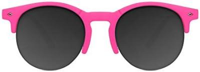 D. Franklin America, Gafas de Sol Unisex, Rosa, 50
