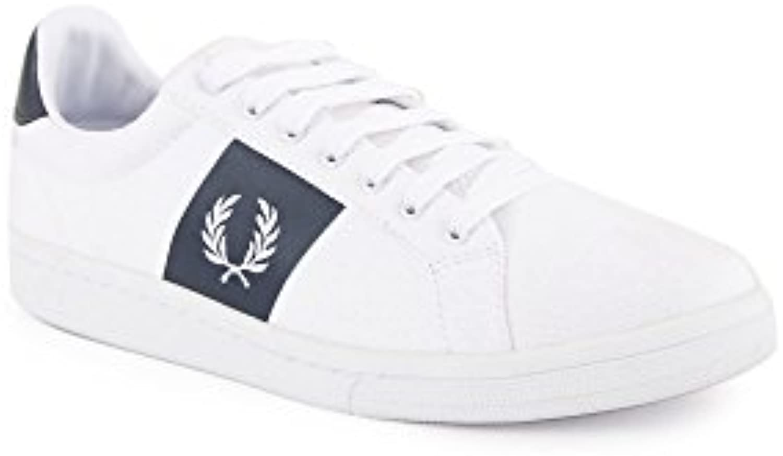 Fred Perry B3112 Sneakers Herren  Billig und erschwinglich Im Verkauf