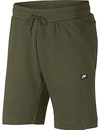 dfb09a1c02 Nike Optic - Pantaloncini da Uomo, Uomo, 928509-395, Olive Canvas/
