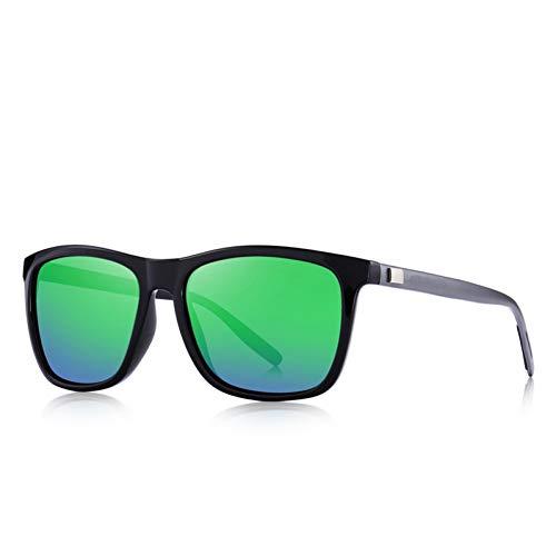 CCGSDJ Merrys Unisex Retro Aluminium Sonnenbrille Polarisierte Linse Vintage Sonnenbrille Für Männer/Frauen S8286