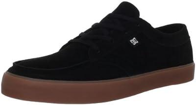DC Shoes - Zapatillas de skate de cuero para hombre