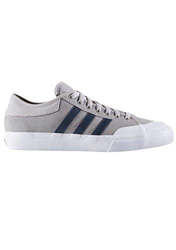 Solid White Herren Schuh (Adidas Herren matchcourt ADV Skate Schuhe, Unisex Erwachsene, Mgh Solid Grey/Collegiate Navy/Ftwr White)