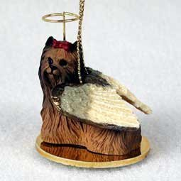 Yorkshire Terrier Angel Dog Ornament by Conversation Concepts -
