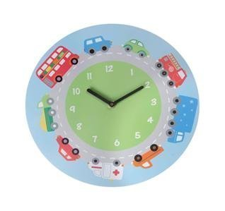 Sass & Belle Boys Journey Wall Clock