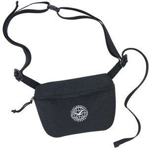 Clepto Hip Bag Multi Black schwarz