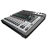 Soundcraft Signature 12 MTK Konsole Analog 12 Wege schwarz