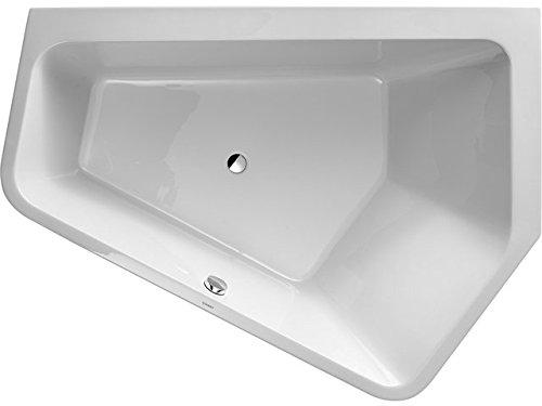 Duravit Badewanne Paiova 5 1900x1400mm Ecke rechts, Einbauversion, weiß, 700393000000000