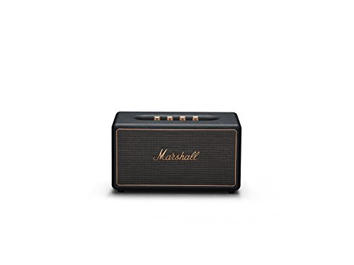 Marshall Stanmore Multiroom Lautsprecher (WiFi, Bluetooth, Chromecast, AirPlay, Spotify Connect) Black