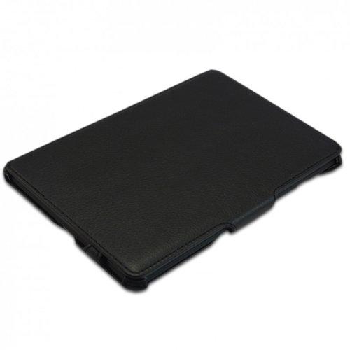 eFabrik Tasche Schutz Hülle Book Case für Asus Nexus 7 2013 (2. Generation) Leder-Optik schwarz