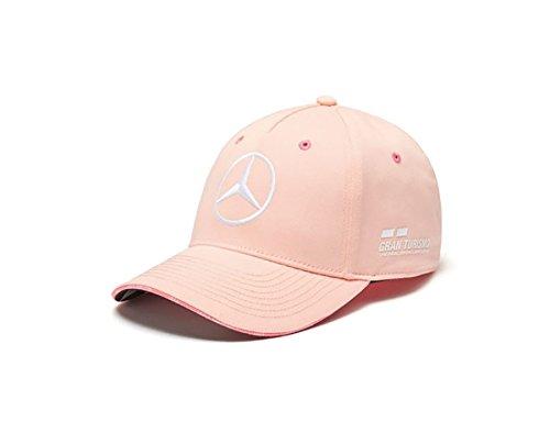 Mercedes GP Lewis Hamilton Monaco GP 2018 Special Edition Cap Pink