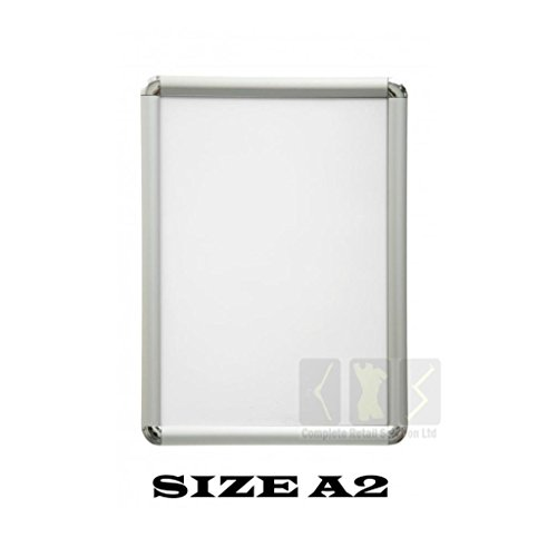 A2 SNAP CLIP FRAMES OPENING POSTER HOLDERS RETAIL NOTICE for sale  Delivered anywhere in UK