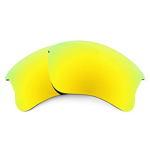 Revant Revant Ersatzlinsen für Oakley Flak Jacket XLJ Bolt Gold MirrorShield®
