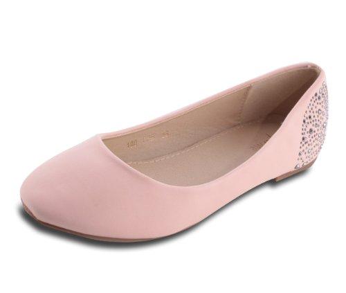Mixmatch24, Ballerine donna Rosa (rosa)