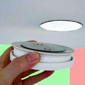 Magnetbefestigung für Rauchmelder, FlammEx, Magnetolink