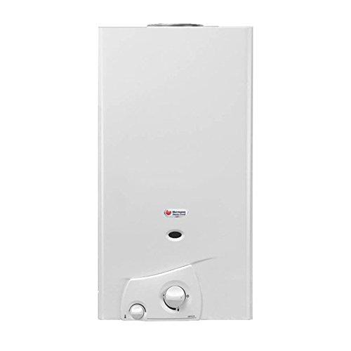 Duval - Calentador de baño a gas metano, mod. Opalia C11E
