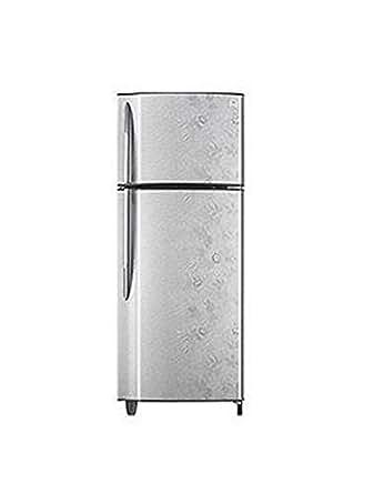 Godrej 240 L 3 Star Frost-Free Double Door Refrigerator (RT Eon 240 P 3.3, Lush Silver)