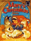 Mary's Christmas Story - Arch Books by Teresa Olive (1996-07-01) - Olive Arch
