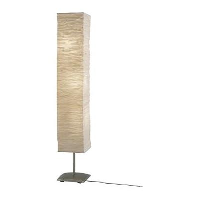 IKEA Standleuchte ORGEL Papierlampe 154 cm atmosphärische Stehlampe von IKEA bei Lampenhans.de