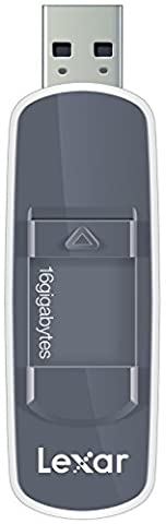 Lexar JumpDrive S70 16Go USB 2.0 Gris - LJDS70-16GABEU
