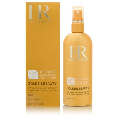 Helena Rubinstein Körperpflege (Helena Rubinstein Golden Beauty Spray Solaire Protection Anti Âge SPF 15)