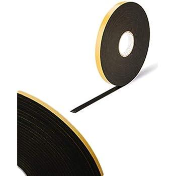 /Blanc KISO EPDM Dry Glaze Profil ruban 10/x 4/mm/ /125/m/