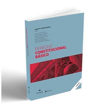 Derecho Constitucional Básico (Lex Académica) por Josep Mª Castellà Andreu
