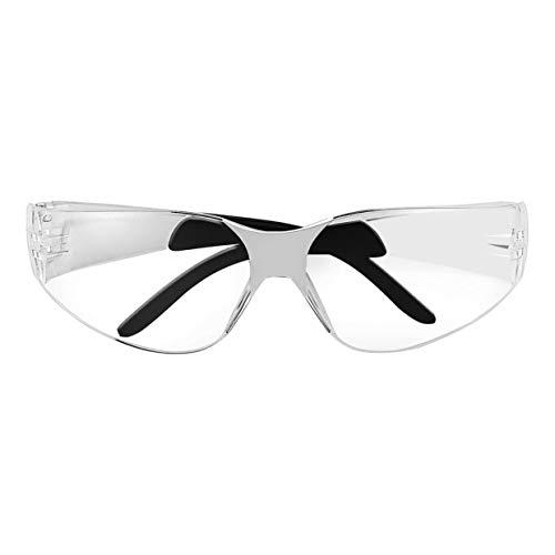 MXECO Gafas Seguridad Transparentes Gafas Protectoras