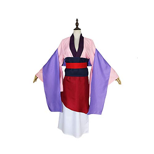 id, Kimono Cosplay Anime Kostüm, voller Satz von Anime Kostüm Frauen, Kostüme (Kinder) ()