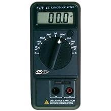 Capacímetro digital de 0,1pf a 20000µf (Ref 55–1359)