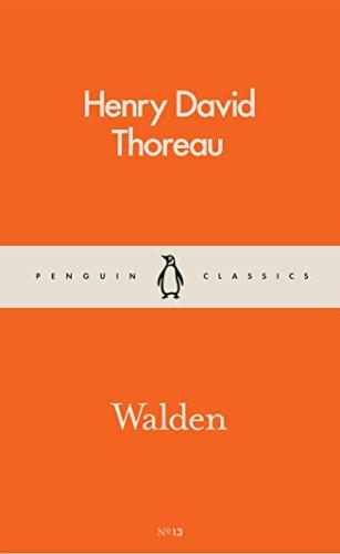 Walden (Pocket Penguins) por Henry David Thoreau