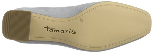 Tamaris 24404, Escarpins Femme Gris (STEEL 211)