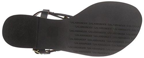 Salamander - Rosana, Sandali infradito Donna Nero (nero (black 01))