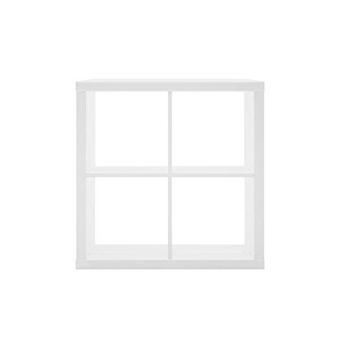 Furniture 247 - Estantería de Niveles con Cubos