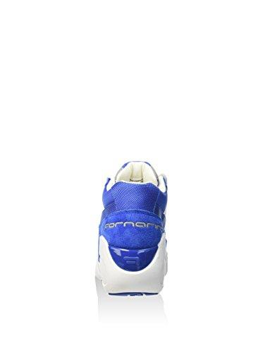 Fornarina PEFUP1183WVA1201 Scarpa lacci Donna Blu