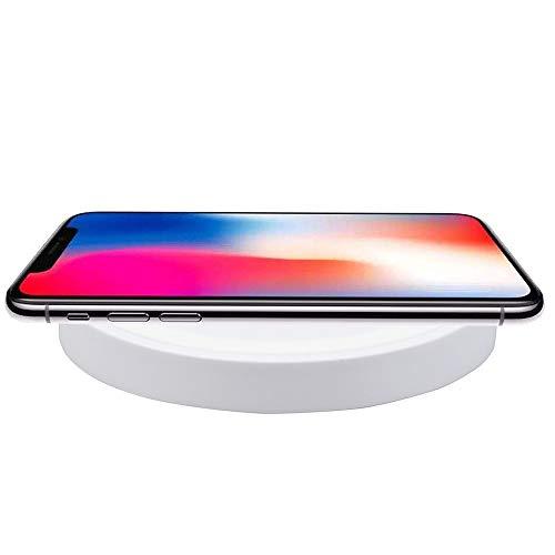 (JiaMeng Ultradünnes Qi-Ladegerät für kabelloses Ladegerät für das iPhone XS/XS Max/XR)