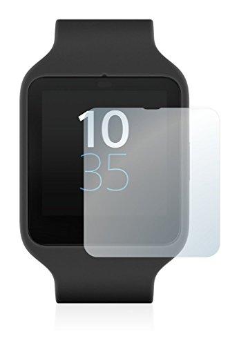 Protector pantalla Sony Smartwatch 3 Calidad HD, Grosor