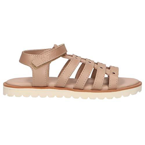 Kickers Sandalen für Mädchen 694661-30 Indie 133 Rose Metal Schuhgröße 32
