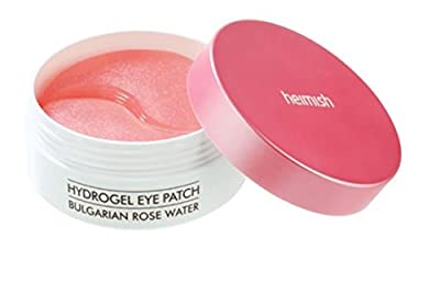 [heimish] Bulgarian Rose Water Hydrogel Eye Patch (1.4gx60ea) from Heimish