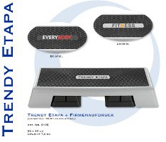 Trendy Etapa Step Steppbrett Aerobic Board Therapie Fitness Studio Stepper - 250 Fitness-studio