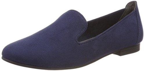 Marco Tozzi Damen 24234 Slipper, Blau (Navy), 40 EU