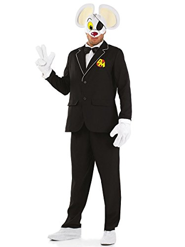 Official Danger Mouse 80s Cartoon Character Costume