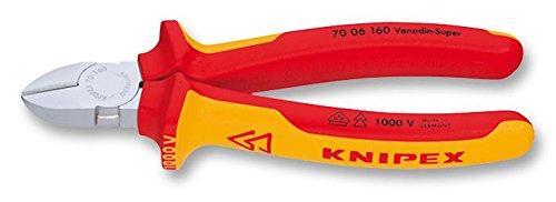 Knipex 7006160pinze diagonali VDE 160mm [1] (Epitome certificato)