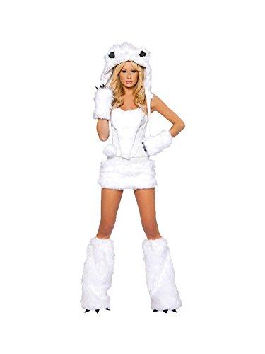 Honeystore Damen Halloween Kostüme Rollenspiel Cosplay Allerheiligen Weihnachten (Freddy Für Kleinkind Kostüm Krueger)