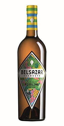 Belsazar Riesling Vermouth, Riesling Wermut aus den Trauben des Weinguts Dr. Loosen von der Mosel, Aperitif (1 x 0,75 l)