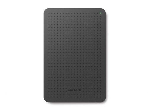 Buffalo HD-PCF2.0U3GB-EU MiniStation externe Festplatte 2TB (6,4 cm (2,5 Zoll) 5400 rpm, 8MB Cache, USB 3.0) schwarz