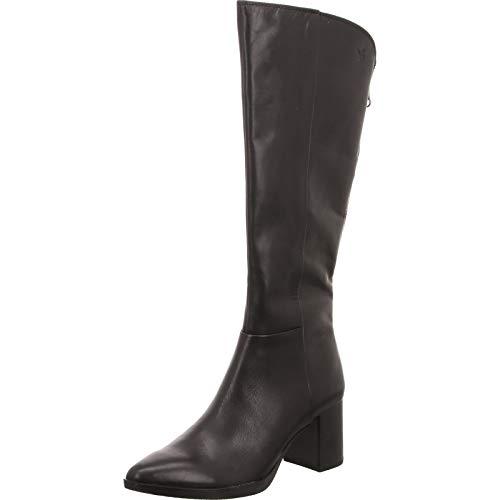 CAPRICE 9-25517-29 Schuhe Damen Stiefel XS Vario Schaft, Schuhgröße:39;Farbe:Schwarz
