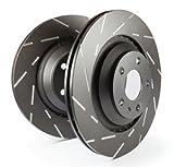 EBC EBC114237 Bremsscheiben Schwarz Dash Disc Vorne