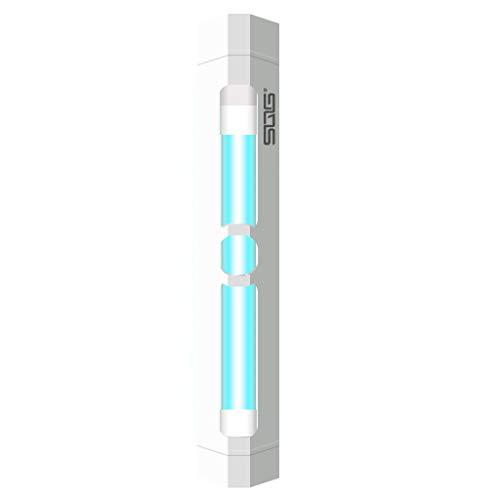 UV Sterilisator Filter Aquarium BehäLter Interne UVlicht Versenkbare UV Filter Desinfektions Pumpe Haushaltsfisch BehäLtersterilisator (Filter Interne Aquarium)
